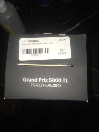 Continental GrandPrix 5000 TL 700x25C