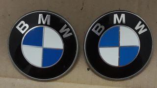 Emblemas capo bmw