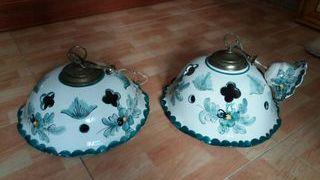 Lámparas de techo de cerámica