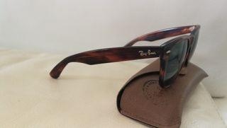 6c0d3624d1 Gafas Ray Ban antiguas de segunda mano en WALLAPOP