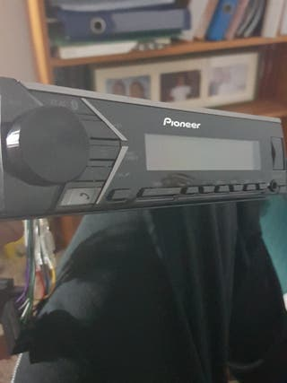 radio pionner