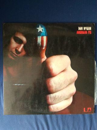 American Pie Don McLean album