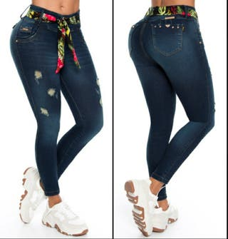 Jeans nuevo 100% colombiano Duchess