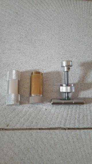prensas manuales para extracción