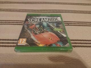 PRECINTADO Screamride Xbox One
