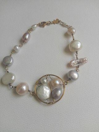 6d018728a299 Pulsera de perlas de segunda mano en la provincia de Tarragona en ...