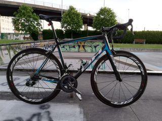 bicicleta carretera BH di2