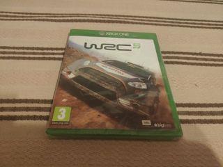 PRECINTADO WRC 5 Xbox One