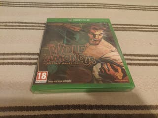 PRECINTADO The Wolf Amongus Xbox One