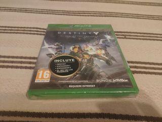 PRECINTADO Destiny El Rey De Los Poseidos Xbox One