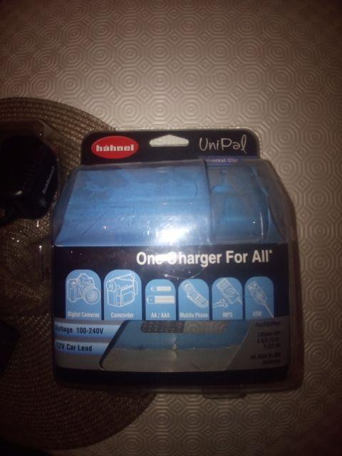 cargador universal