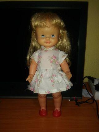muñeca Maleni famosa