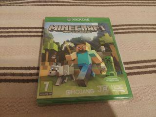 PRECINTADO Minecraft Xbox One Edition