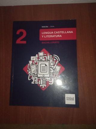 Lengua Castellana y Literatura, 2° Bachillerato