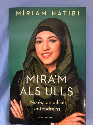 MIRA'M ALS ULLS de Míriam Hati