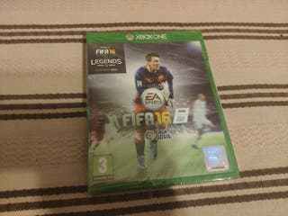 PRECINTADO Fifa 16 Xbox One