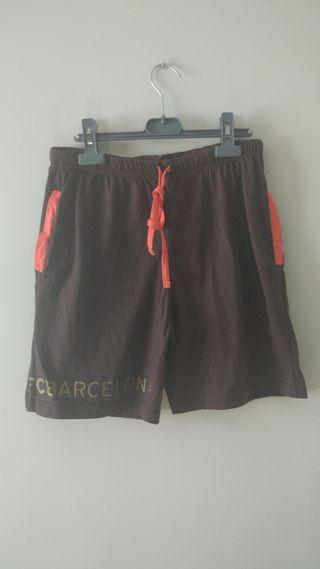 Conjunto OFICIAL de pijama del Barça.