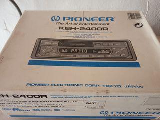 Radio casete coche
