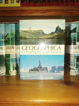 Geografia el hombre y la tierra
