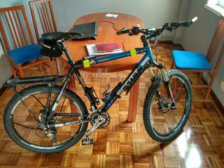 Bici Monte btt