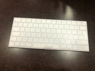 Teclado Apple Magic Keyboard Plata