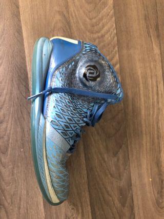 Chaussures basket Adidas Rose