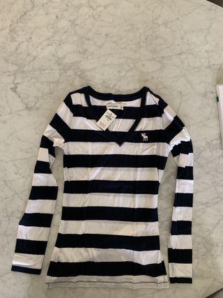 Brand new Abercrombie girl t-shirt