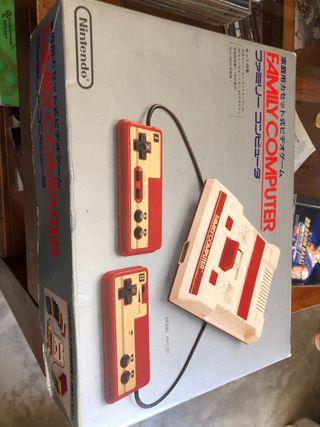 Famicom completa