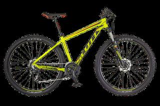 BICICLETA SCOTT ASPECT 950 AMARILLO/ROJO T-XL