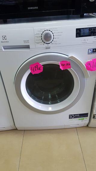 Lavadora-secadora electrolux Eww1694swg