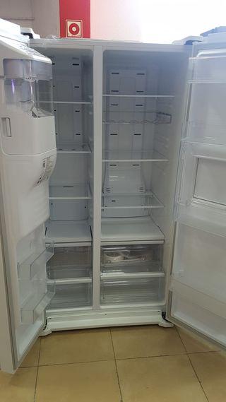 frigorifico americano Samsung rs7687fhcww