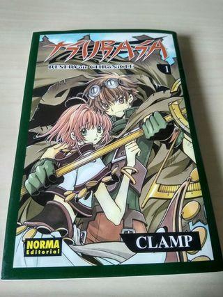 manga CLAMP TSUBASA 1
