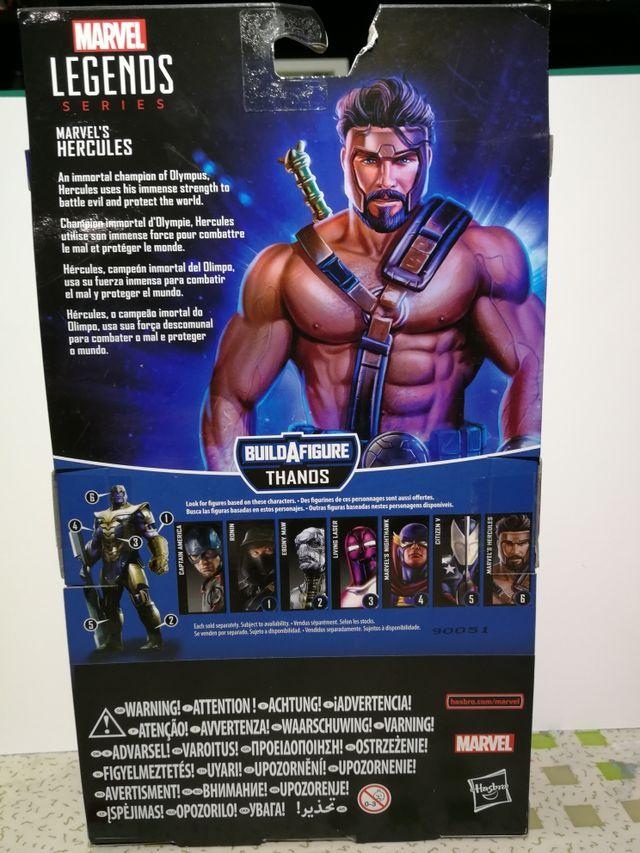 Marvel Legends Hercules de segunda mano por 20 € en Madrid