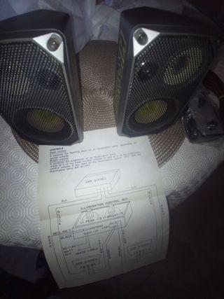 car stereo antiguo