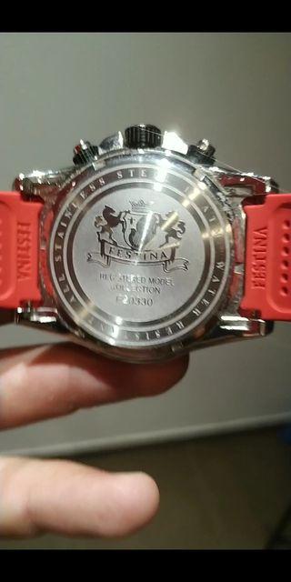 79b7133d8d40 Reloj Festina deportivo de segunda mano en WALLAPOP