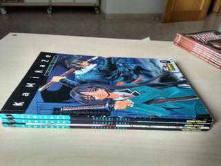 manga KaMiKaZe 1-3