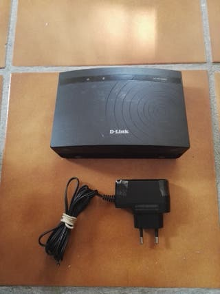 Repetidor WiFi D-Link GO-RT-N300