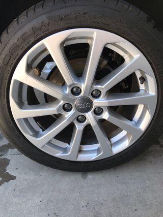 Llantas y neumáticos audi a3 2019