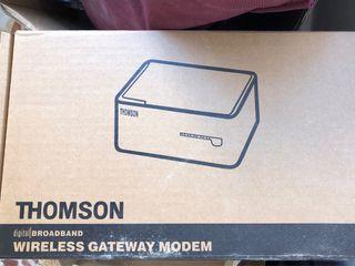Modem fibra Thomson TCM325