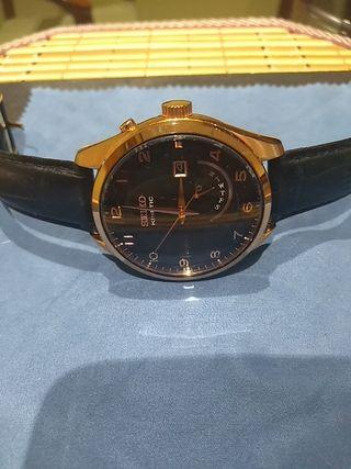 reloj Seiko kinetic,muy poco uso.