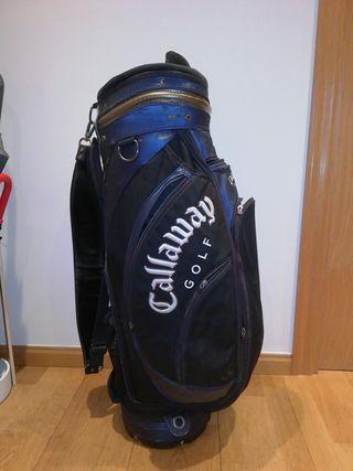 bolsa palos Callaway golf