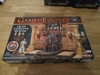 Diorama juego de tronos
