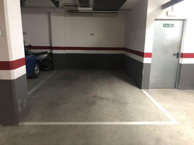Garaje en alquiler por 35 € en Cuarte de Huerva en WALLAPOP
