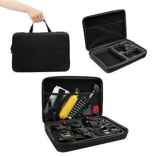 Kit de accesorios para GoPro. Maletín muy completo