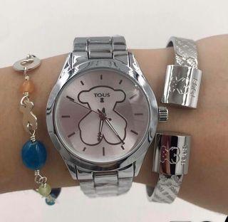 229906fd401c Reloj de plata mujer de segunda mano en WALLAPOP