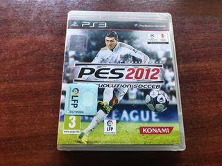 Pro evolution soccer 2012. PS3.