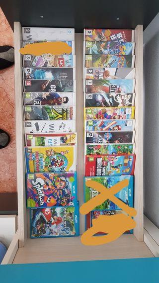 Juegos de Wii U / Wii