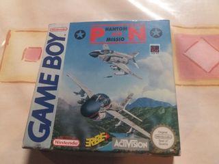phantom air mission game boy