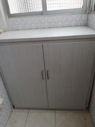 Mueble de cocina de segunda mano en Oviedo en WALLAPOP