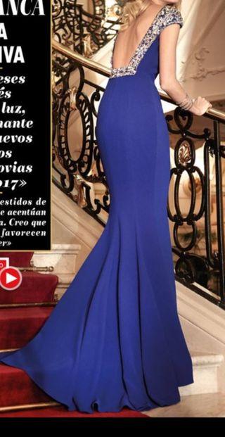 Vestido fiesta Pronovias 2016